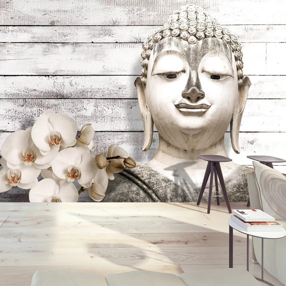 Fototapeta usmievajúci sa Budha
