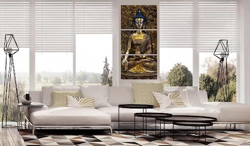 Obraz Budha liečiteľ