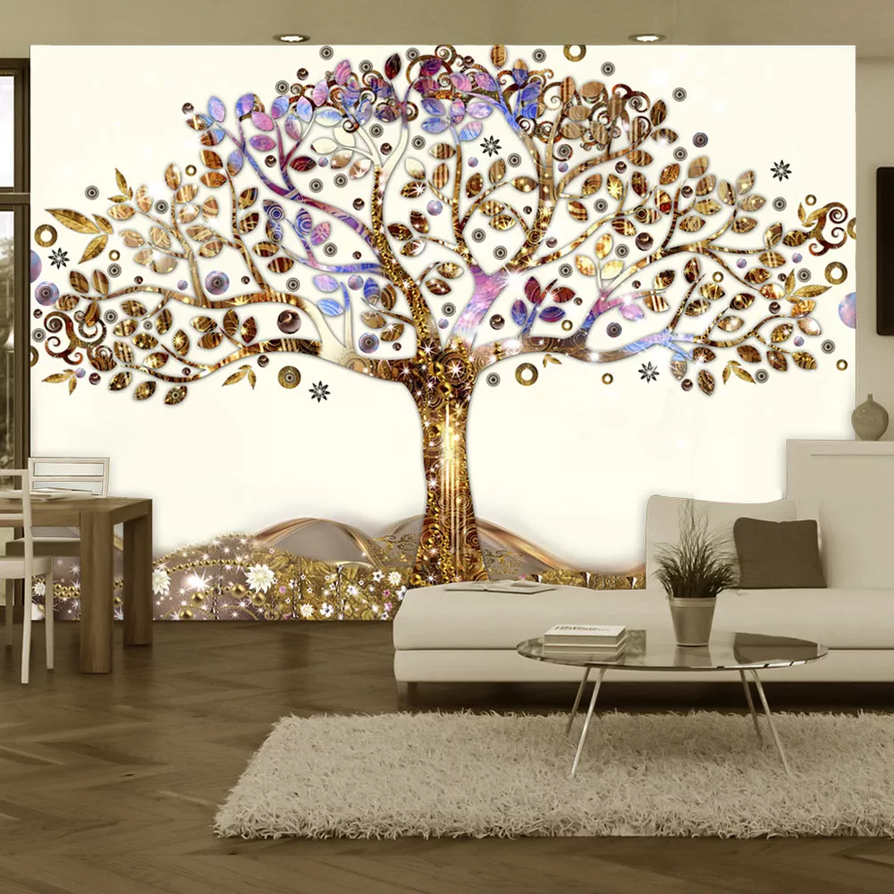 Fototapeta zlatý strom