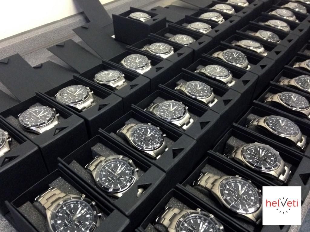 Dodávka hodinek Boccia Titanium