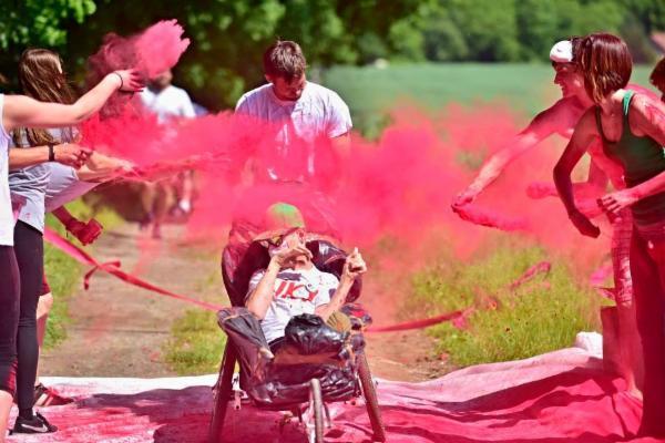 Joy Ride - zájezdy pro handicapované