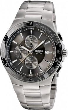 hodinky z titanu