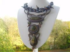 Markéta Richnáková - The Warrior Princess necklace