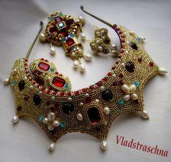 Vladimíra Vladstraschna Neuvirtová - šperky pro Isabelu Kastilskou
