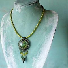 Nela Gianelle Kábelová - náhrdelník Carenza