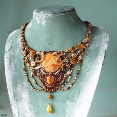 Nela Gianelle Kábelová - náhrdelník The Priestess