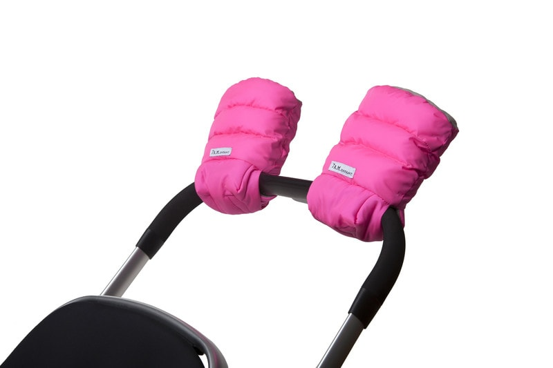 7 A.M. enfant Warmmuffs Blanket 212 Evolution - Rukavice na kočárek