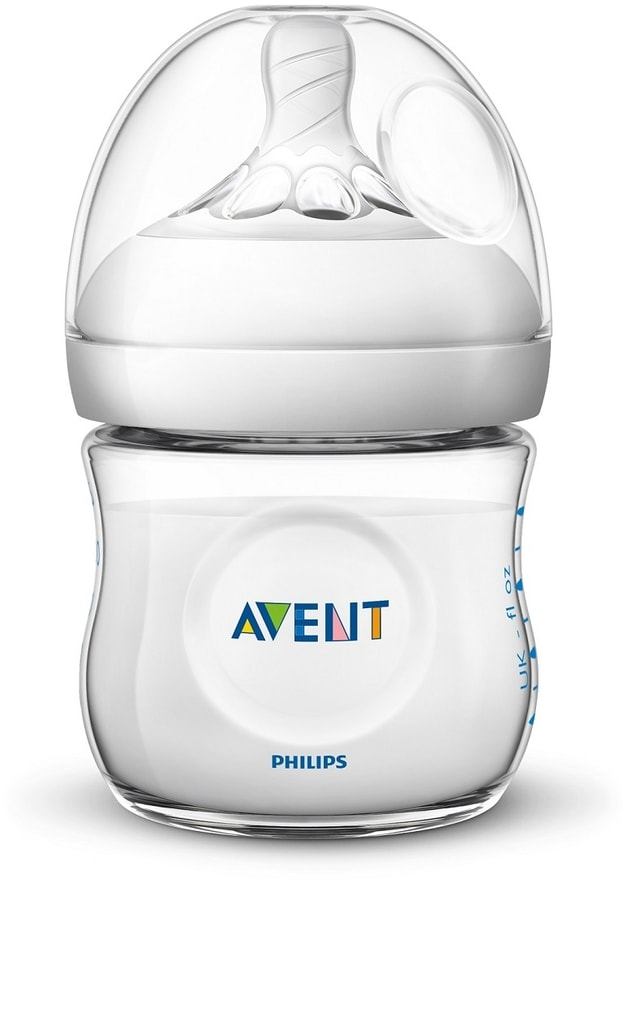 Philips AVENT Láhev Natural 125 ml 1 ks nová