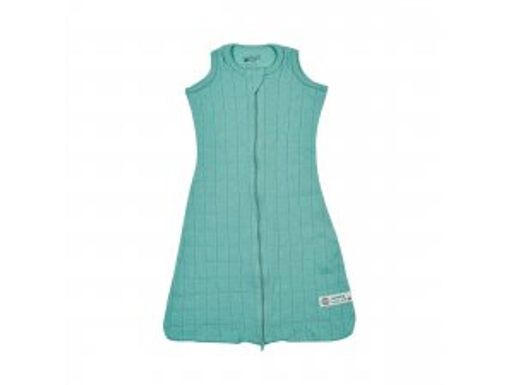 LODGER Hopper Sleeveless Solid Dusty Turquoise 50/62