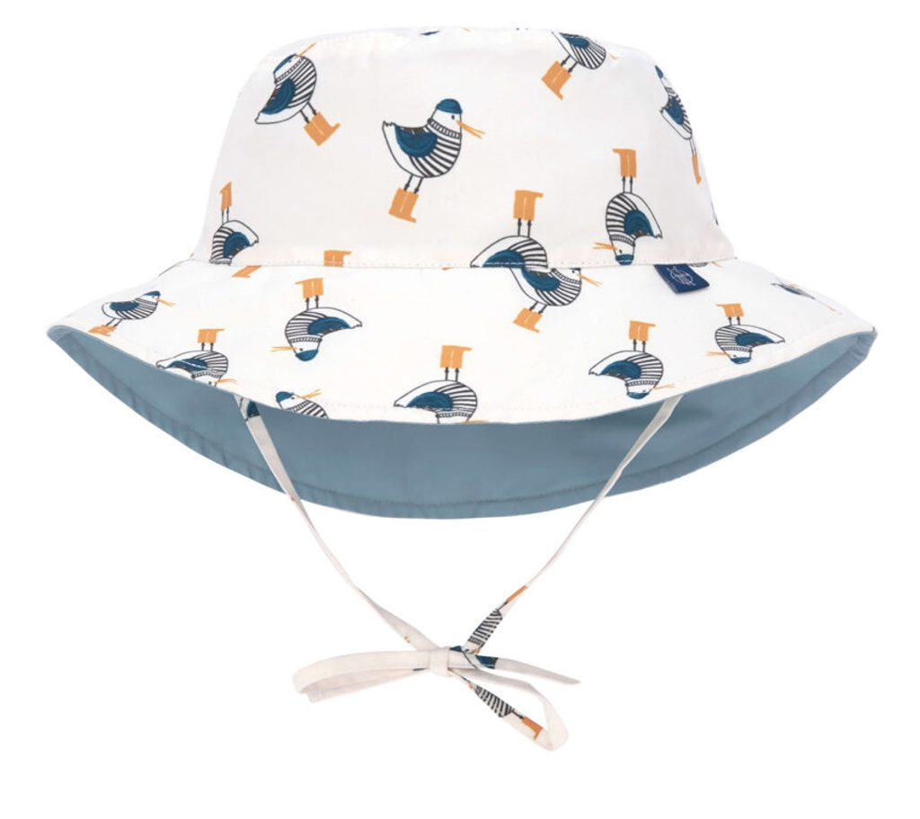 Lässig Splash Sun Bucket Hat mr. seagull 09-12 mo.