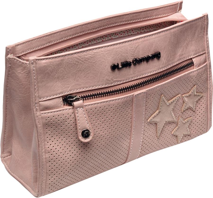 7ae456bf00 Little Company Dětská kosmetická taštička Bo Perfo pink - Little ...