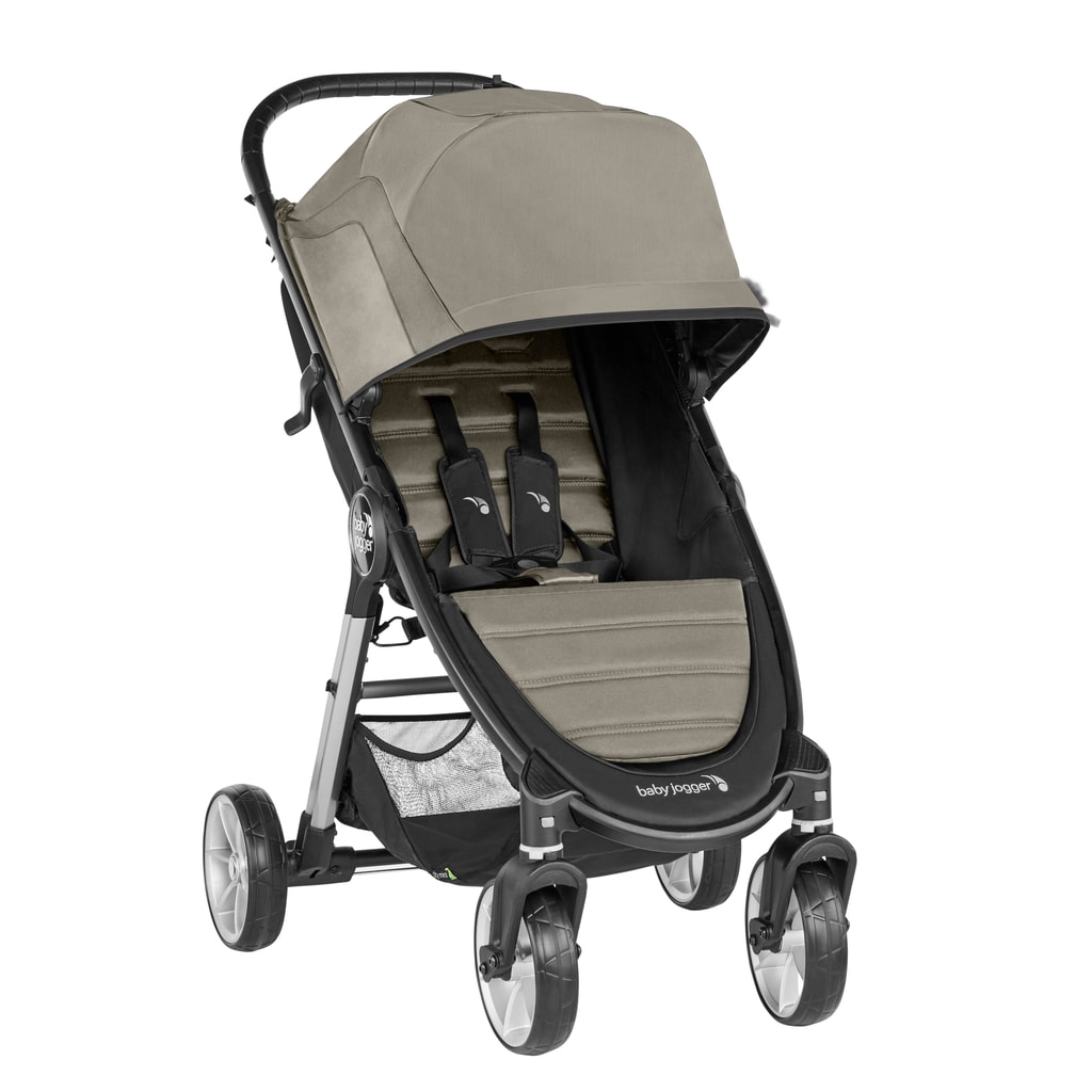 BabyJogger CITY MINI 4W 2 SEPIA
