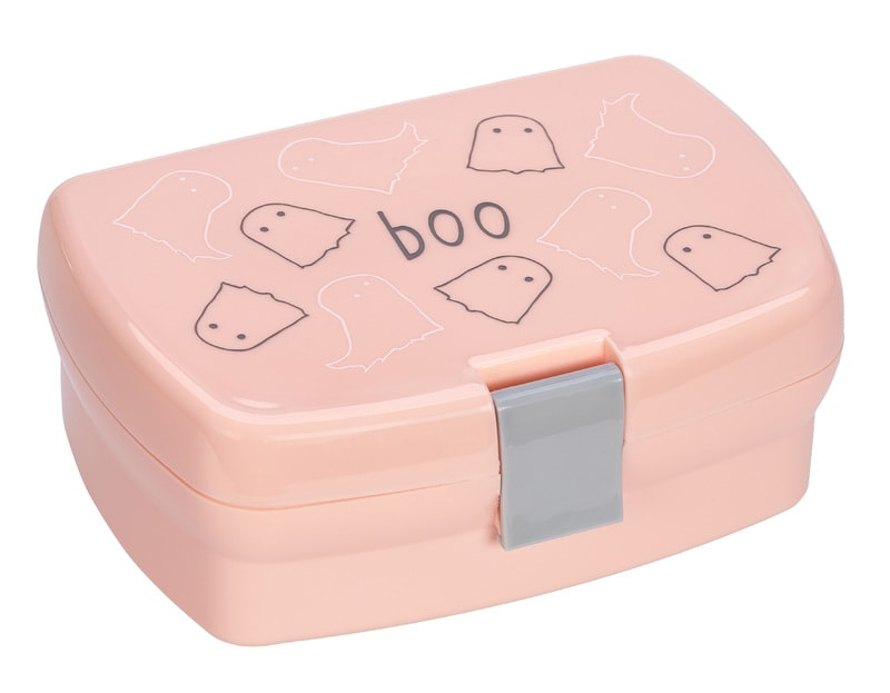 Lässig 4babies Lunchbox Little Spooky peach