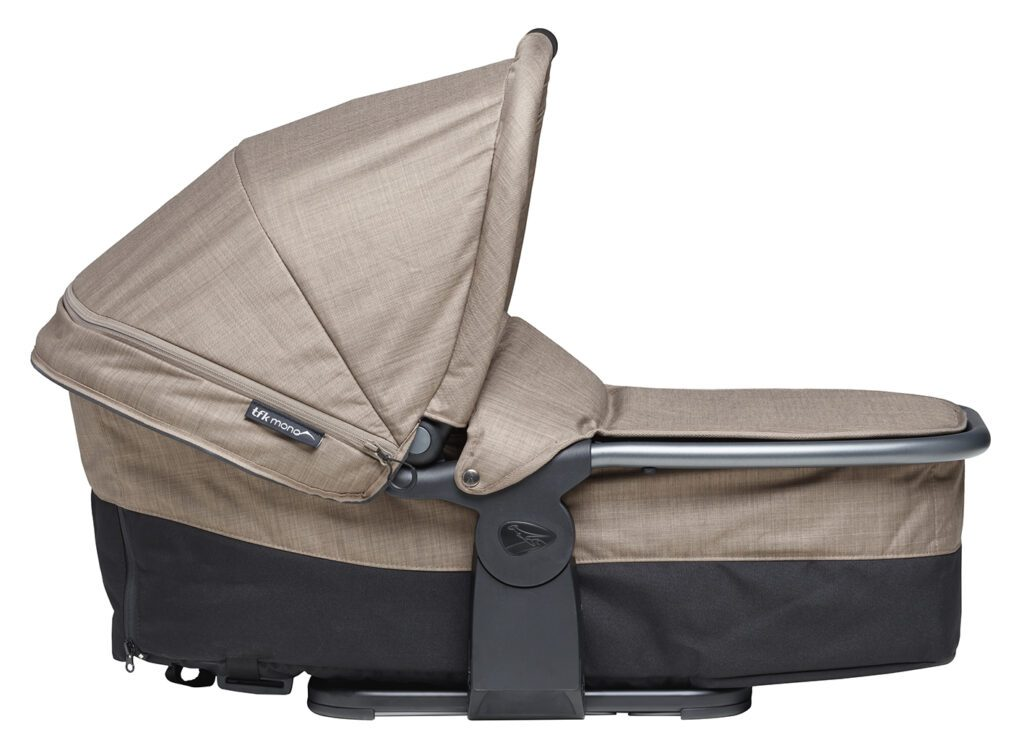 TFK carrycot Mono combi brown
