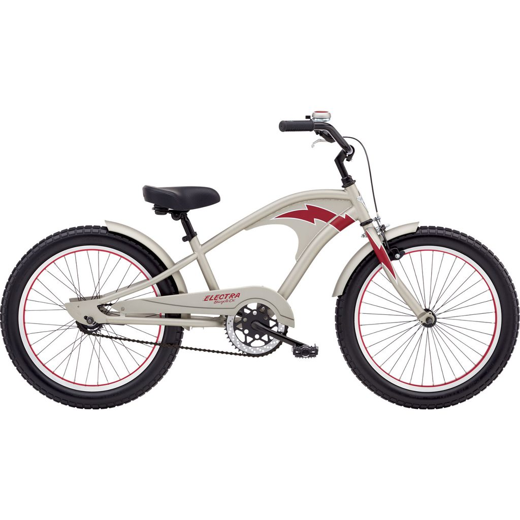 "ELECTRA KIDS➜ 20"" Superbolt 3i Boys Matt Titanium"