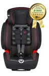 G-mini Tutus IsoFix Black Metal