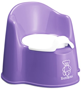 BABYBJORN Nočník křesílko Potty Chair Purple