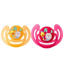 "Rotho® Modern Feeding Cool Friends ""Soothers"" - Dudlík"
