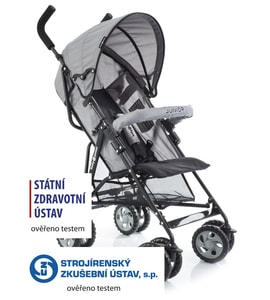 Babypoint Junior grey