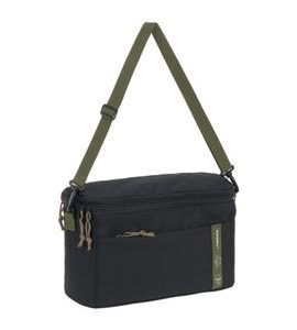 Lässig Casual Insulated Buggy Shopper Bag black