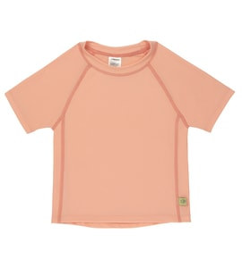 Lässig Splash Short Sleeve Rashguard light peach 24 mo.