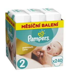 Pampers Premium Monthly Box