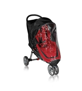 Baby Jogger Pláštěnka City Mini/GT transparent