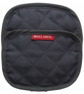 Maclaren  Major Chest Pads (2x Gurtpolster) Charcoal