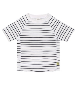 Lässig Splash Short Sleeve Rashguard little sailor navy 12 mo.