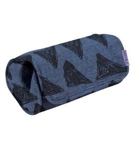Dooky Arm Cushion Blue Tribal
