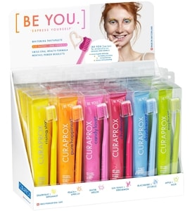 Curaprox BE YOU set (pasta s kartáčkem)
