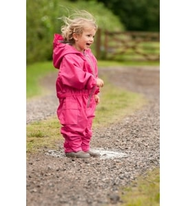 Hippychick Waterproof Fleece Lined All-In-One - Nepromokavý oblek