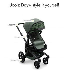 "Joolz Day+ Tailor ""Style it yourself"" 2021"