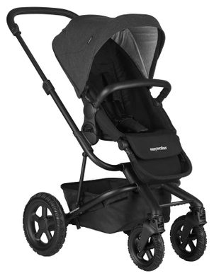 Easywalker Harvey2 All-Terrain Night Black 2020