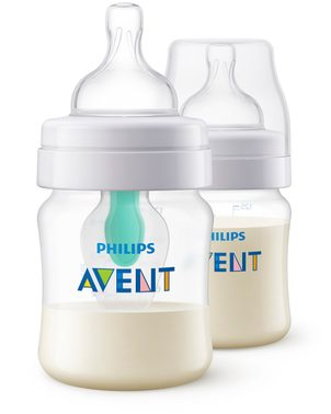 Philips AVENT Láhev Anti-colic 125ml s ventilem AirFree 2ks