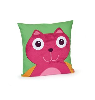 O-OOPS Happy Cushion! - Polštářek