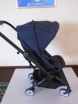 Bazar Cybex Eezy S Twist 2018 (Denim Blue)