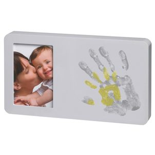 Baby Art Duo Paint Print Frame Pastel
