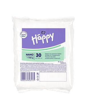 Bella Baby HAPPY Nano á 30 ks