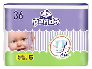 Bella Baby Panda Junior 36 ks
