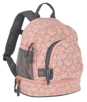 Lässig 4kids Mini Backpack Spooky peach