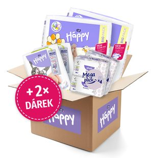Bella Baby HAPPY start box mini 3-6kg