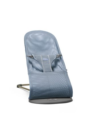BABYBJORN Lehátko Bouncer Bliss Slate Blue Mesh