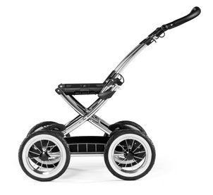 Peg Perego CLASSICO (mimo Pop-Up) chrome 2020