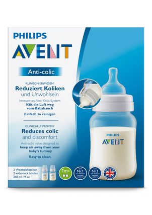 Philips AVENT Láhev Anti-colic 260ml 2ks