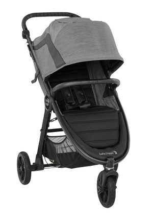BabyJogger CITY MINI GT 2 SINGLE BARRE vč.madla