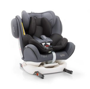 More WERDU PLUS 0123 oboustranný isofix Anthracit/Black