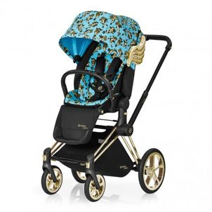 Cybex by Jeremy Scott Cherub Priam + Lux Seat 2021