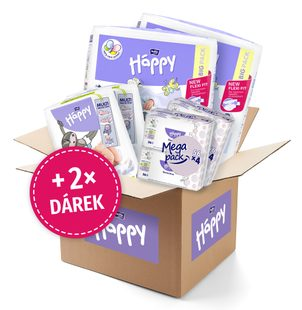 Bella Baby HAPPY start box new born 2-5kg