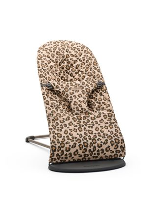 BABYBJÖRN Lehátko Bouncer Bliss Leopard print cotton